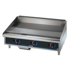 """Star® 636TF Star-Max Throttling Thermostat 36"""" Gas Griddle"""
