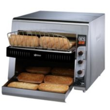 Star® QCS3-950H Conveyor Bread Toaster with Reversible Chute
