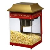Star® J4R Red Mini Jet 4 Oz. Popcorn Popper Kettle