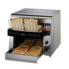 "Star® Mfg. Compact Conveyor Bread Toaster w/ 1-1/2"" Opening"