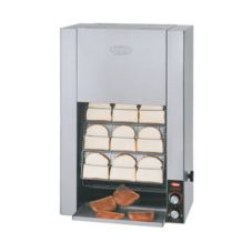 Hatco TK-100 Toast King® 16 Slice/Min Electric Conveyor Toaster