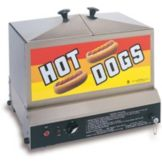 "Steamin"" Deamon Hot Dog Machine"