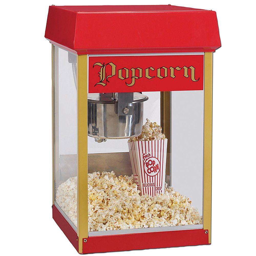 Gold Medal 2404 Fun Pop 4 Oz. Popcorn Popper