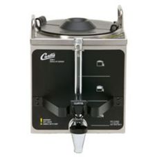 Wilbur Curtis GEM-3 1.5-Gallon Gemini Brewing System Satellite Server