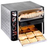 X*Treme High Speed Radiant Conveyor Toaster w/ 3 High Opening, 208 V