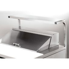 True 871793 S/S Overshelf For TSSU-27 / TUC-27  / TWT-27  Salad Unit