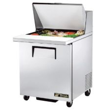 True® TSSU-27-12M-C Mega Top S/S 6.5 Cu Ft Sandwich Prep Table