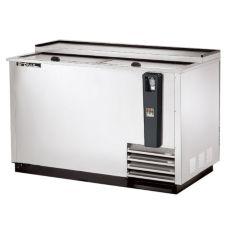 True® TD-50-18-S Underbar Bottle Cooler For 24 Cases / 12 Oz. Cans