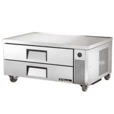 "True® TRCB-52 S/S 52""W 2-Drawer Refrigerated Chef Base"