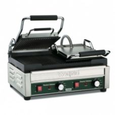 Waring® WPG300 Double 240V Panini / Sandwich Grill
