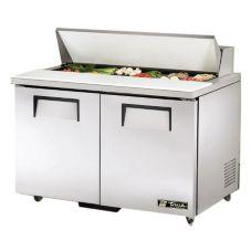 True® TSSU-48-12-ADA 12 Cu Ft Sandwich / Salad  Unit With 12 Pans