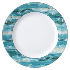 "Vertex® RB-20-OA Rubicon 11.13"" Oasis Plate - 12 / CS"