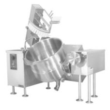 Cleveland Range 80 Gallon Sweep and Fold Horizontal Kettle/Mixer