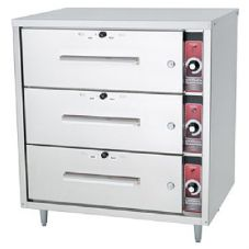 Vulcan Hart VW3S Free Standing Warming Drawer with 3 Drawers