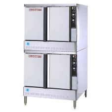 Blodgett ZEPHAIRE G D Gas Convection Roll-In Double Oven w/ 6 In Legs