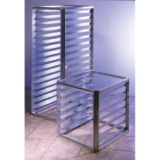 True® 13-Pan Capacity Full Door Bun Tray Rack f/ T-Series