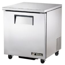 True® Solid Door 6.5 CF Undercounter Freezer w/ Left-Hinged Door