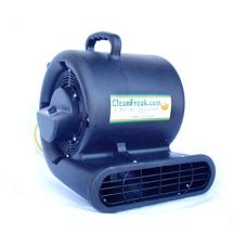 Oreck® Fast® Blue 3-Speed Floor Fan / Air Mover