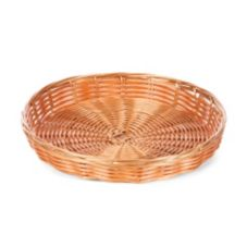 "Willow Specialties 10"" Round Basket Tray"
