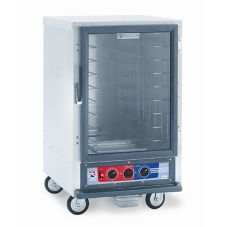 Metro® C5 1 Series Half-Height Heated Proofer w/ Wire Slides
