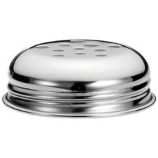 Tablecraft Replacement S/S Perforated Lid for 260/P260 Cheese Shaker
