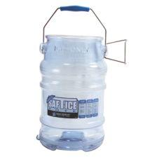 San Jamar® SI6000 Saf-T-Ice® 6-Gallon Tote