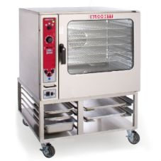 Blodgett CNVX-14G SINGLE Full Size Counter / Stand Gas Convection Oven