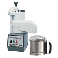 Robot Coupe® R301 DICE ULTRA Commercial 2 HP Food Processor