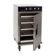 CresCor 1000-CH-SS-D-SPLIT (STACKED) Radiant Cook and Hold Cabinet