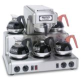 BUNN® 20835 RT Automatic Coffee Brewer with 5L Warmers