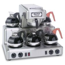 BUNN® RT Automatic Coffee Brewer with 5L Warmers