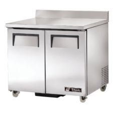 True® TWT-36-ADA Solid Door 8.5 Cu Ft Worktop Refrigerator