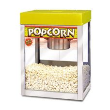 APW Wyott® Popcorn Popper, 8-10 oz, 120 V, pc-1a