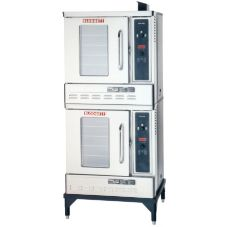 Blodgett DFG-50 DOUBLE Gas Convection Oven with Draft Diverter Hood