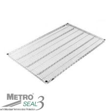 Metro® 3672NK3 36 x 72 S/S Super Erecta Wide Wire Shelf