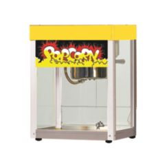Star® 39-A Jet Yellow Countertop 6 Oz. Popcorn Popper