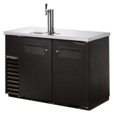 True® TDB-24-48 Solid Door Back Bar Direct Draw Beer Dispenser