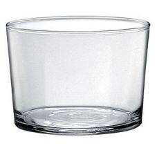 Bormioli Rocco 4912Q016 7-1/2 Oz Mini Bodega Glass - 12 / CS