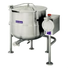 Cleveland Range KDL150T S/S 150 Gallon Direct Steam Tilting Kettle