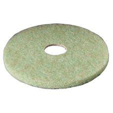 """3M™ 18052 TopLine 20"""" Green Autoscrubber Floor Pad 5000 - 5 / CS"""