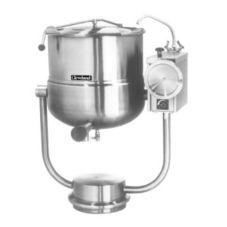 Cleveland Range KDP40T Direct Steam 40 Gallon Tilting Kettle