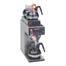 BUNN® CWT20 S/S Automatic Coffee Brewer with Pourover Feature