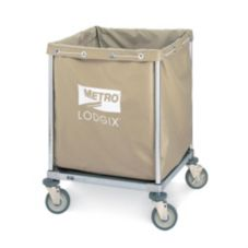 Metro® LXHR-ESS Lodgix™ Houserunner Essentials Cart