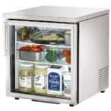 True TUC-27G-LP Low Profile 6.5 CF Undercounter Refrigerator