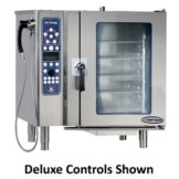 Alto-Shaam 10-10ESIN/STD Electric CombiTherm Convection Oven / Steamer