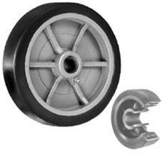 "Win-Holt® 7130 Polyurethane 8"" x 2"" Center Wheel Only"