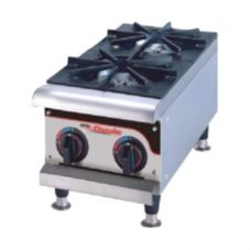 APW Wyott Champion Gas Hot Plate Standard Series, Export, GHP-2H-CE