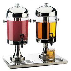 Cal-Mil 155 4 Gallon Dual Beverage Dispenser