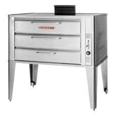 Blodgett 981 SINGLE 900 Series Large Gas Baking / Roasting Deck Oven