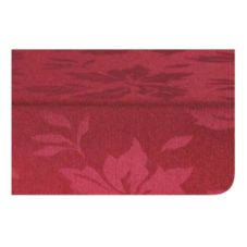 Marko® SoftWeave™ Burgundy Leaf Damask Napkin